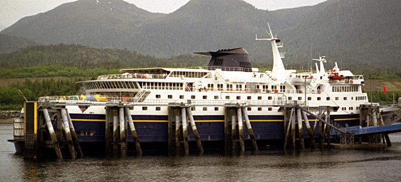 alaska ferry columbia