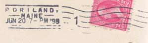 [barry rectilinear machine postmark with wavy line killer]