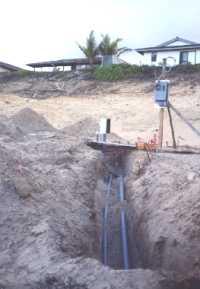 [Plumbing installation]