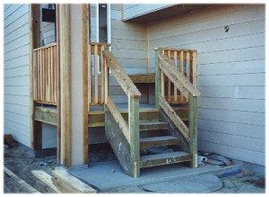 [Steps & railing]
