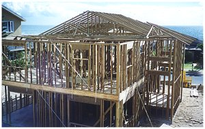 [Roof trusses]