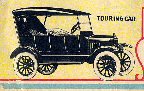 [Model T Illustration]