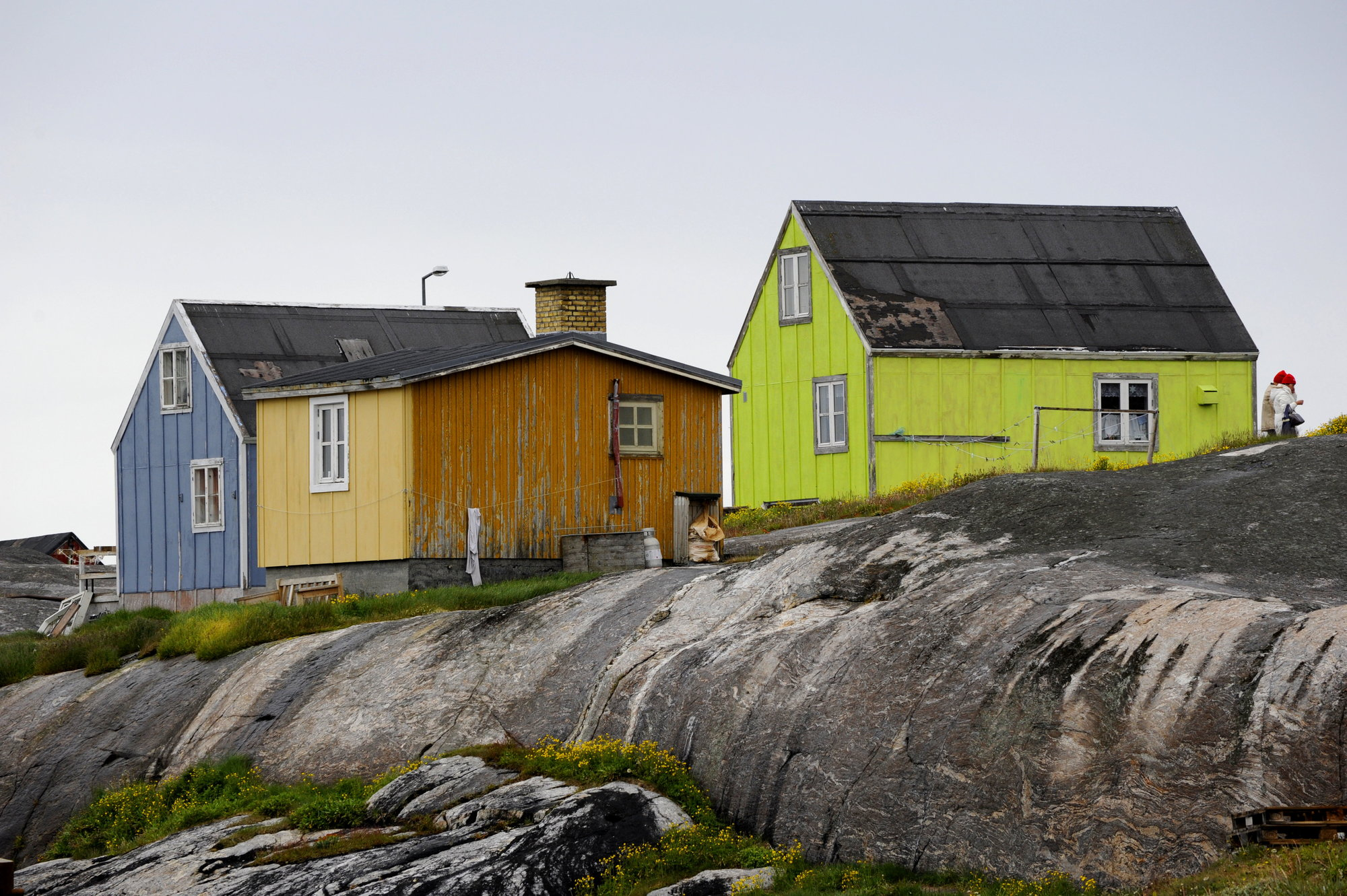 signs in greenland