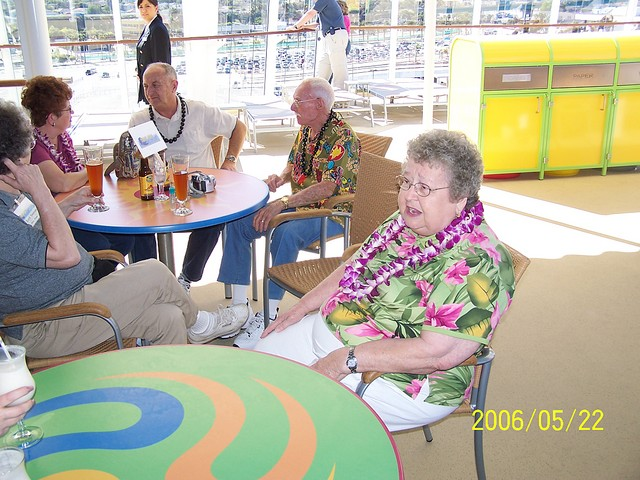[This Lady and Her Husband Have Been on 37 NCL Cruises (plus many others)]