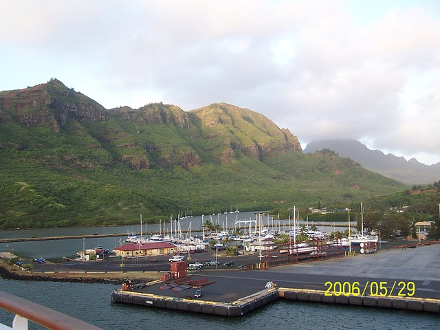 Island of Kaua'i