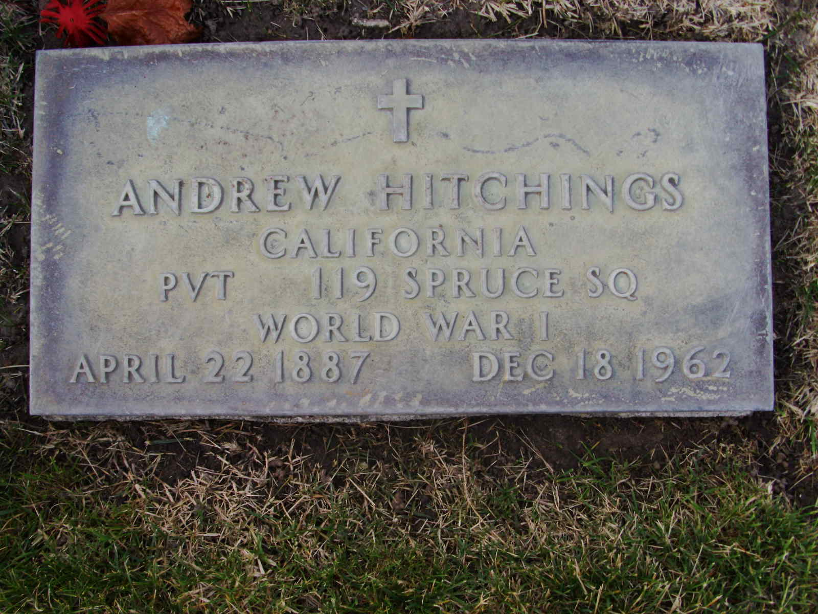 [Andrew Hitchings]