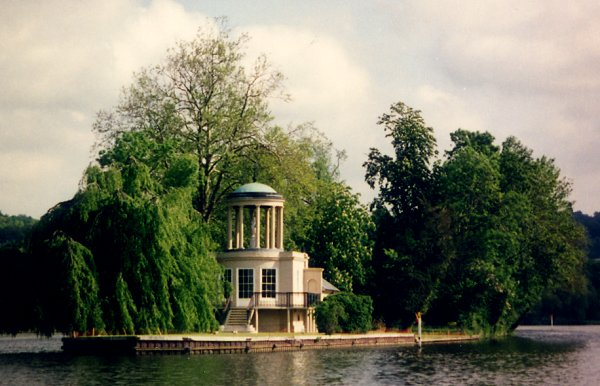 [Folly on Temple Island (below Henley)]