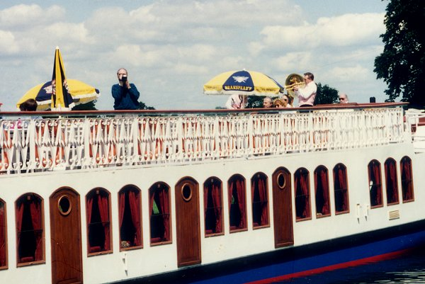[Jazz on Party Boat from Henley]