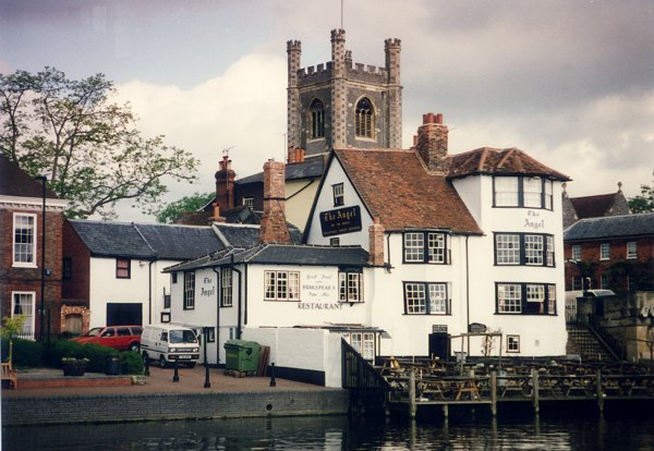 [The Angel at Henley (Pub)]