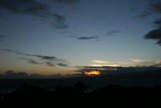 [Sunrise October 6, 2003 (earlier)           ]