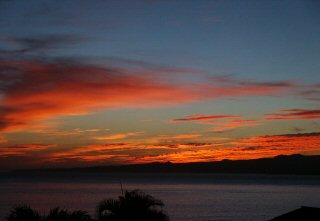 [Sunrise October 2, 2003                     ]