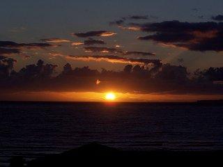 [Sunrise August 15, 2005                     ]