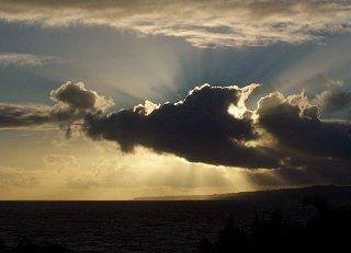 [Sunrise September 6, 2005                   ]