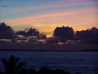 [Sunrise August 30, 2005                     ]