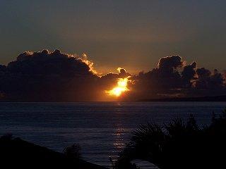 [Sunrise August 29, 2005                     ]