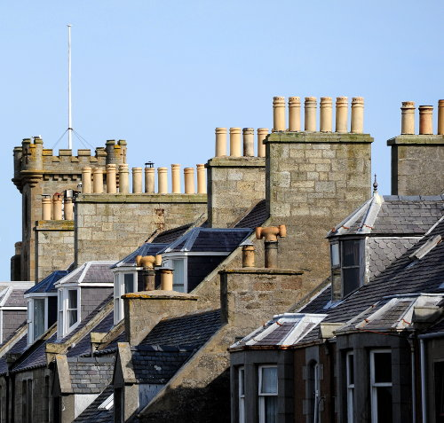 [Houses with Rows of Chimneys]