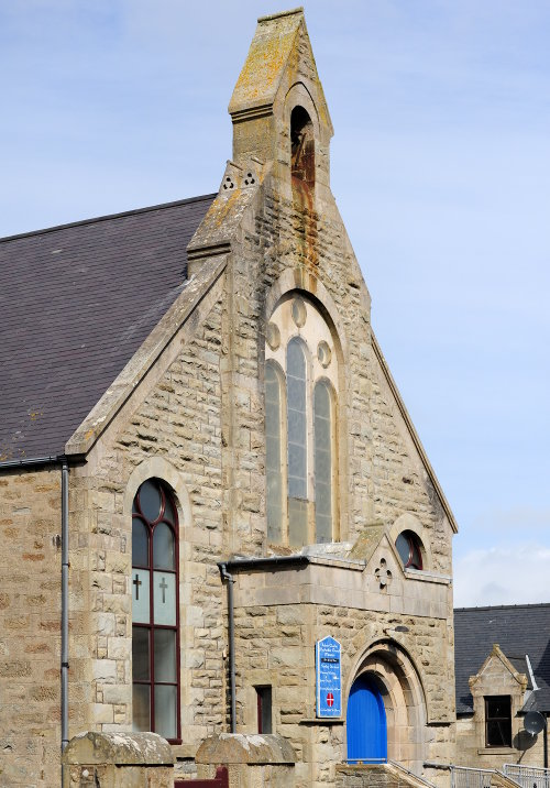 [Adam Clarke Memorial Methodist Church (well-known landmark)]