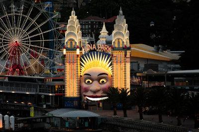 [Luna Park, Sydney, Australia]