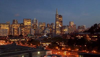 [San Francisco Skyline]